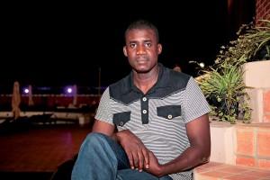 Lamine Diasse, Stylist, Senegal