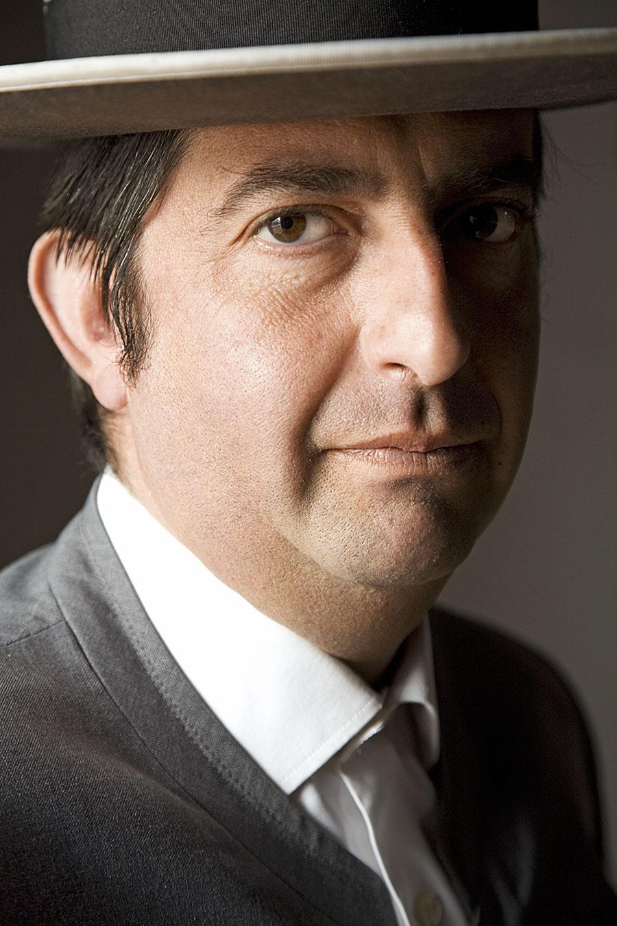 Vicente de la Escalera, co-owner