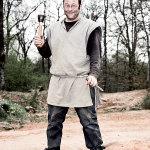 Matthieu Rigo (35) quarryman/banker mason