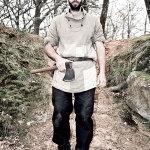 Nicholas Touchefeu (33) carpenter