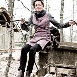 Laëtitia Roux (38) carter
