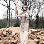Alexandre Hecker (31) quarryman/roofer