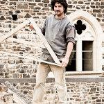 Guillaume Glotin (31) stonemason