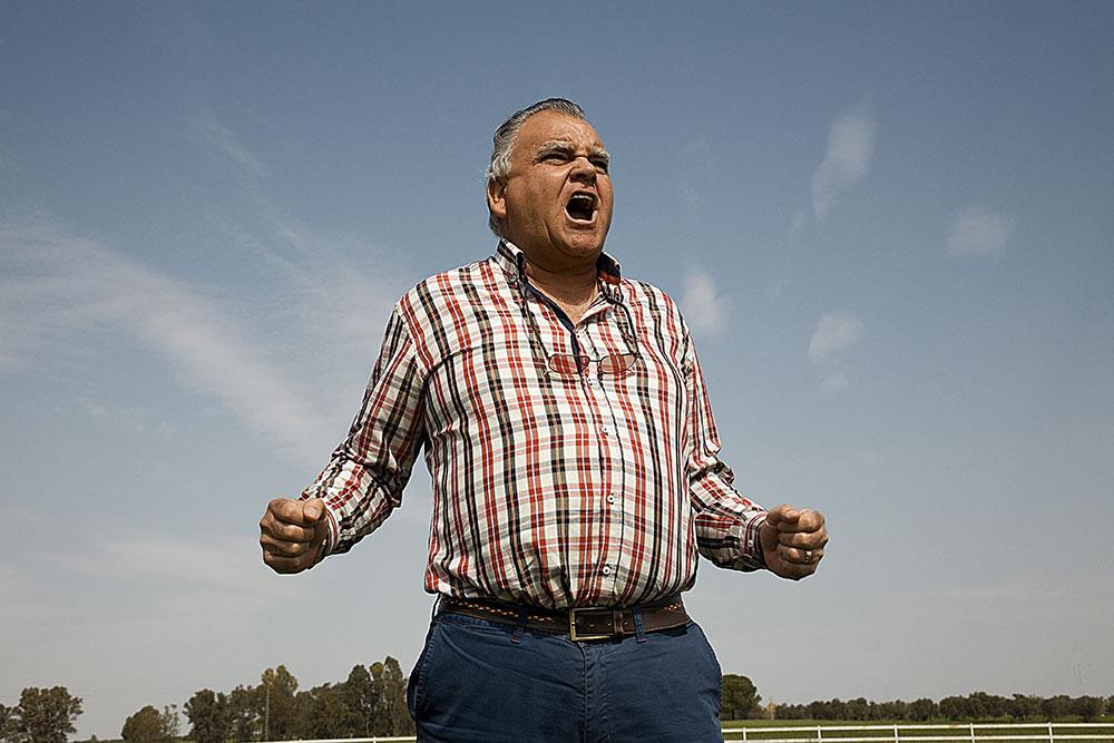 Rafael Ayala Muñoz, owner