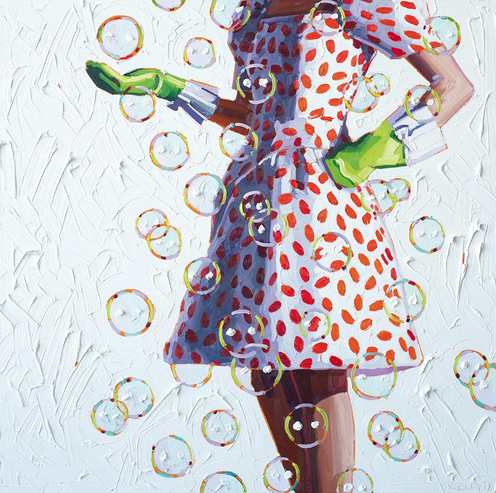 Kelly Reemtsen, Neat Freak. Photo courtesy of De Buck Gallery