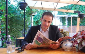 Martin Petrov, Business Development Manager
