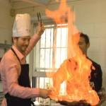 CTB: a flaming experience with VictorsFood