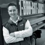 Brian Scudamore founder and current CEO of 1-800-Got-Junk