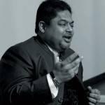 Vijay Eswaran, the Malaysian executive chairman of QI Group