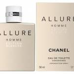Allure Homme Blanche by Chanel EDT 100 ml (76 €).