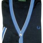 Fred Perry cardigan (146 €).