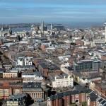 Liverpool (UK) Liverpool city center