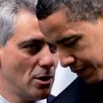 Rahm Emanuel and Barack Obama