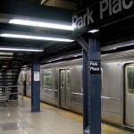 Nyc Subway (Park place)
