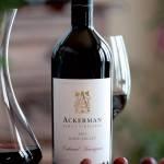 The Ackerman Family Vineyards Cabernet Sauvignon Napa Valley
