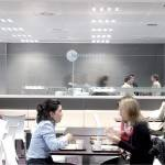 """A """"BeTraditional"""" set up of a corporate canteen in Madrid"""