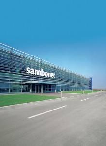 Offices of Sambonet in Novara