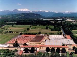 The Italian textil company, Crespi 1797